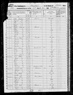 1850 US Census Fabien Patry